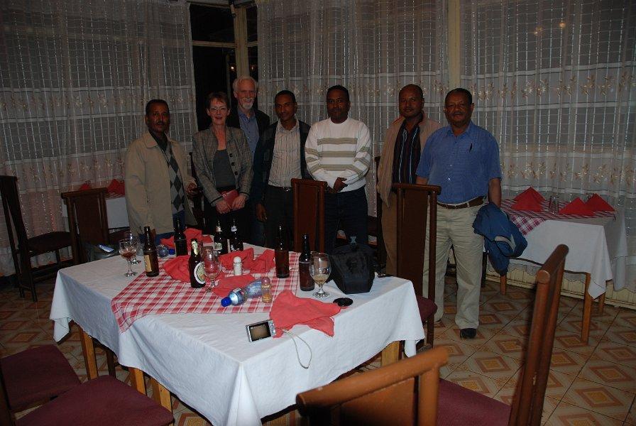 2011-03 Mission to Jimma University, Ethiopia – Martin Mulder